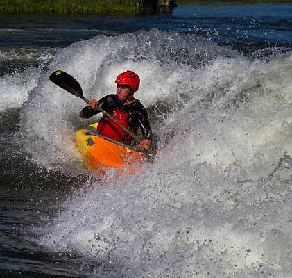 Dan Gavere Pro Kayaker