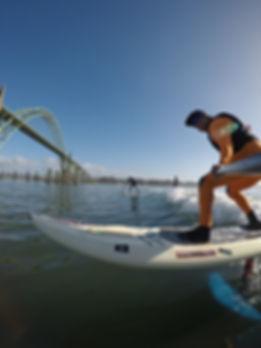 Foilbord Surfing Oregon
