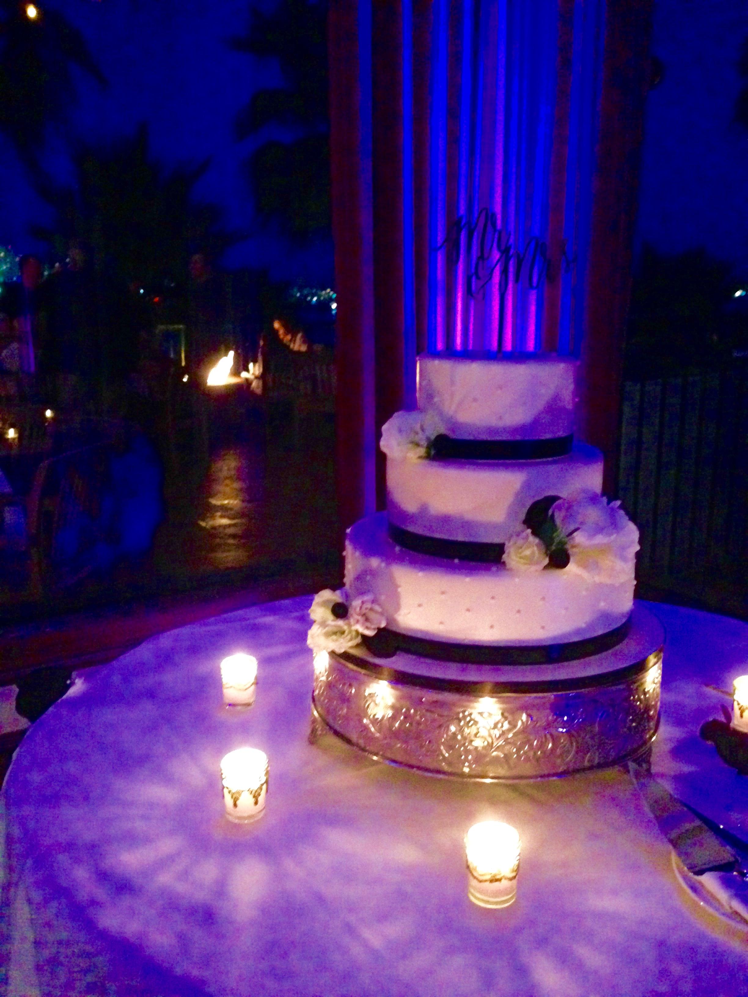Cake Lighting