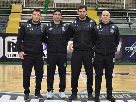 Con la llegada de Raúl Aguilar y Ayan Núñez Carvalho, Gimnasia completó su plantel profesional
