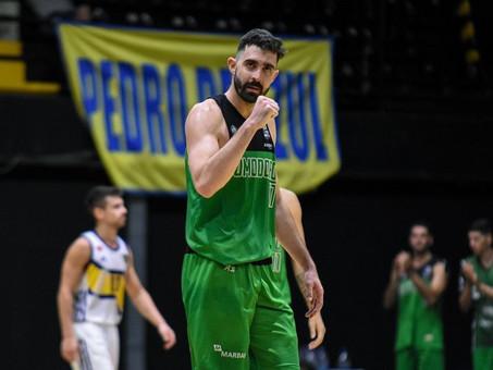 """Sebastián Vega: """"estoy muy contento de volver a sumarme al equipo"""""""