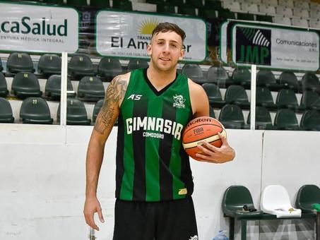 Agustín Barreiro es la nueva incorporación de Gimnasia
