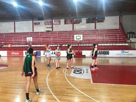 Gimnasia arribó a Neuquén para el inicio del Torneo Federal Femenino