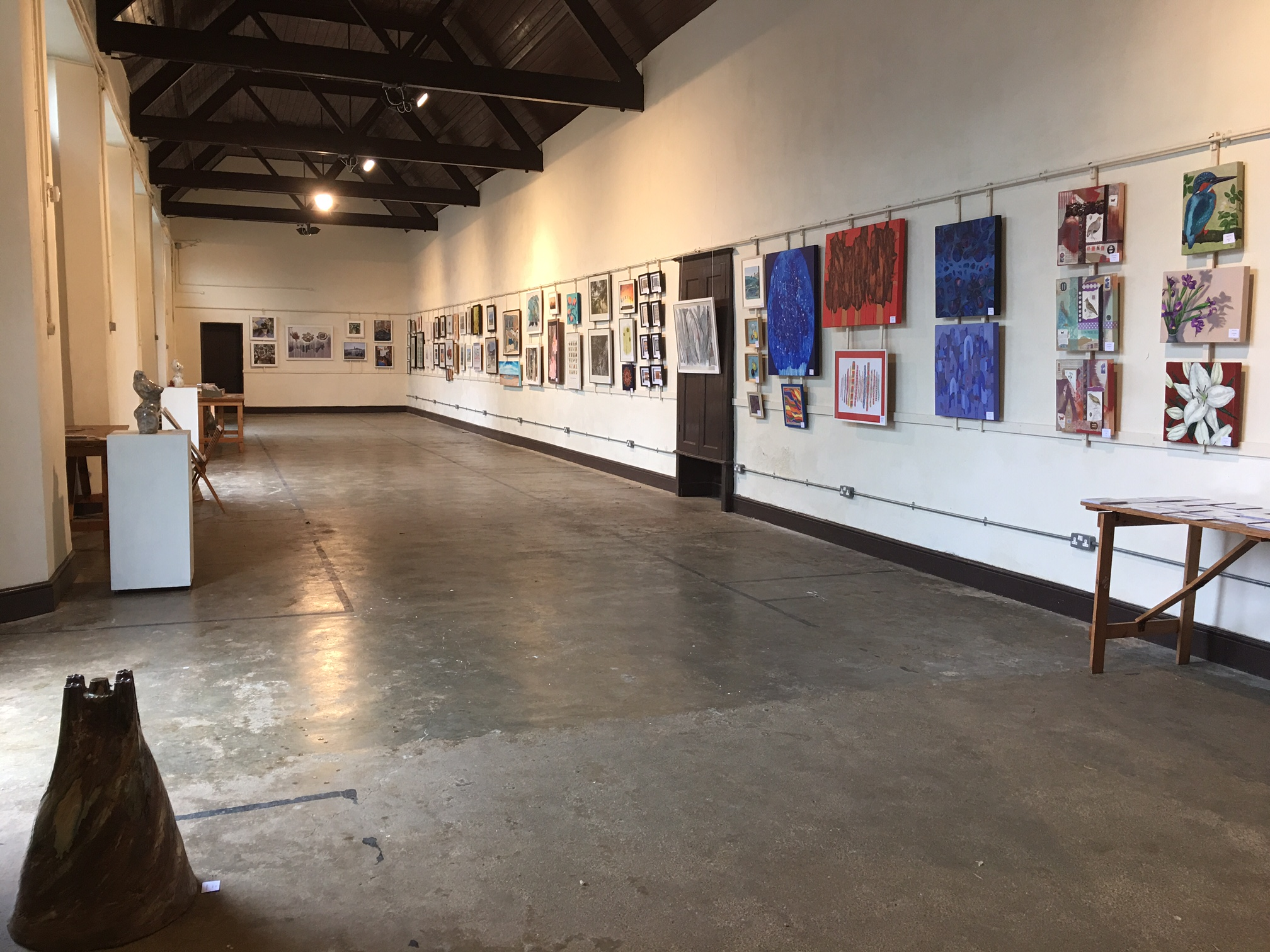 Lamport hall exhibition 2016