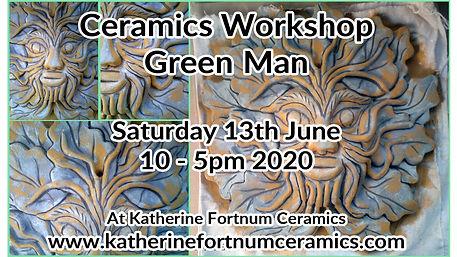 green man group workshop, 13th june 2020