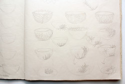 Katherine Fortnum Ceramics - Sketchbook pages (12)