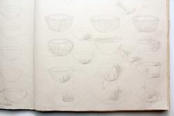 Katherine Fortnum Ceramics - Sketchbook pages (12)