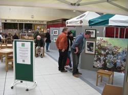 HAC market hall April 2014