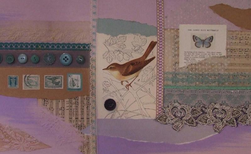Garden Warbler (detail)