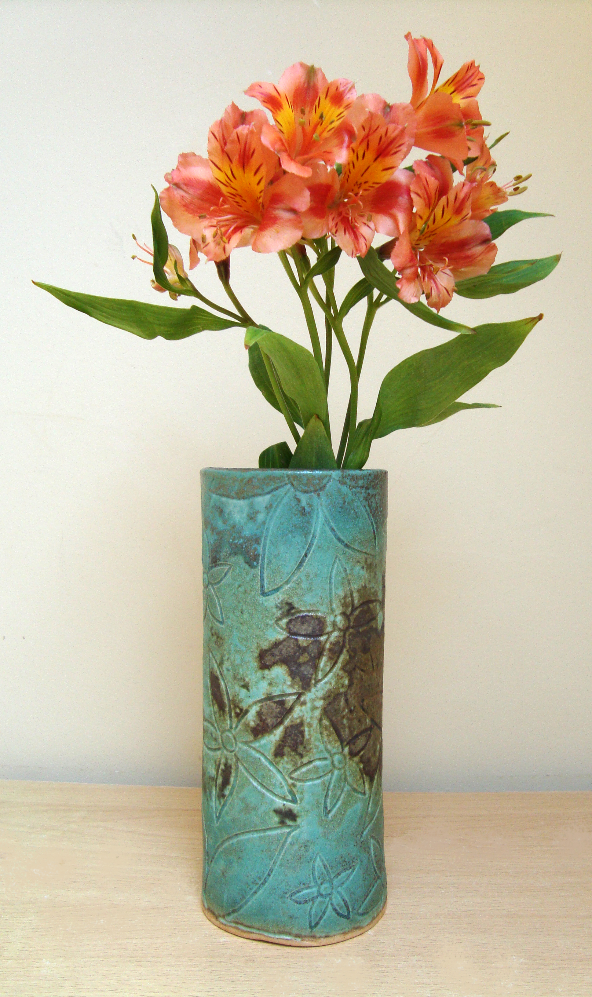Commissioned Vase