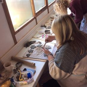 Girly Time Ceramics Workshop