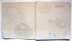 Katherine Fortnum Ceramics - Sketchbook pages (11)