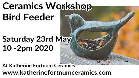 bird feeder group workshop, 23rd june 20