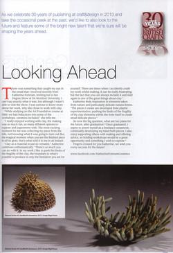 Craft & Design magazine 2013