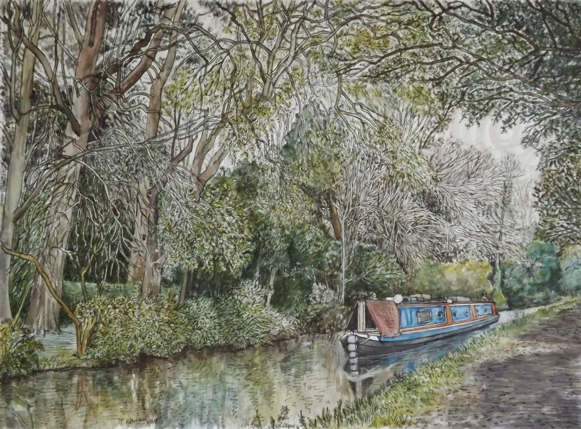 canal boat 1