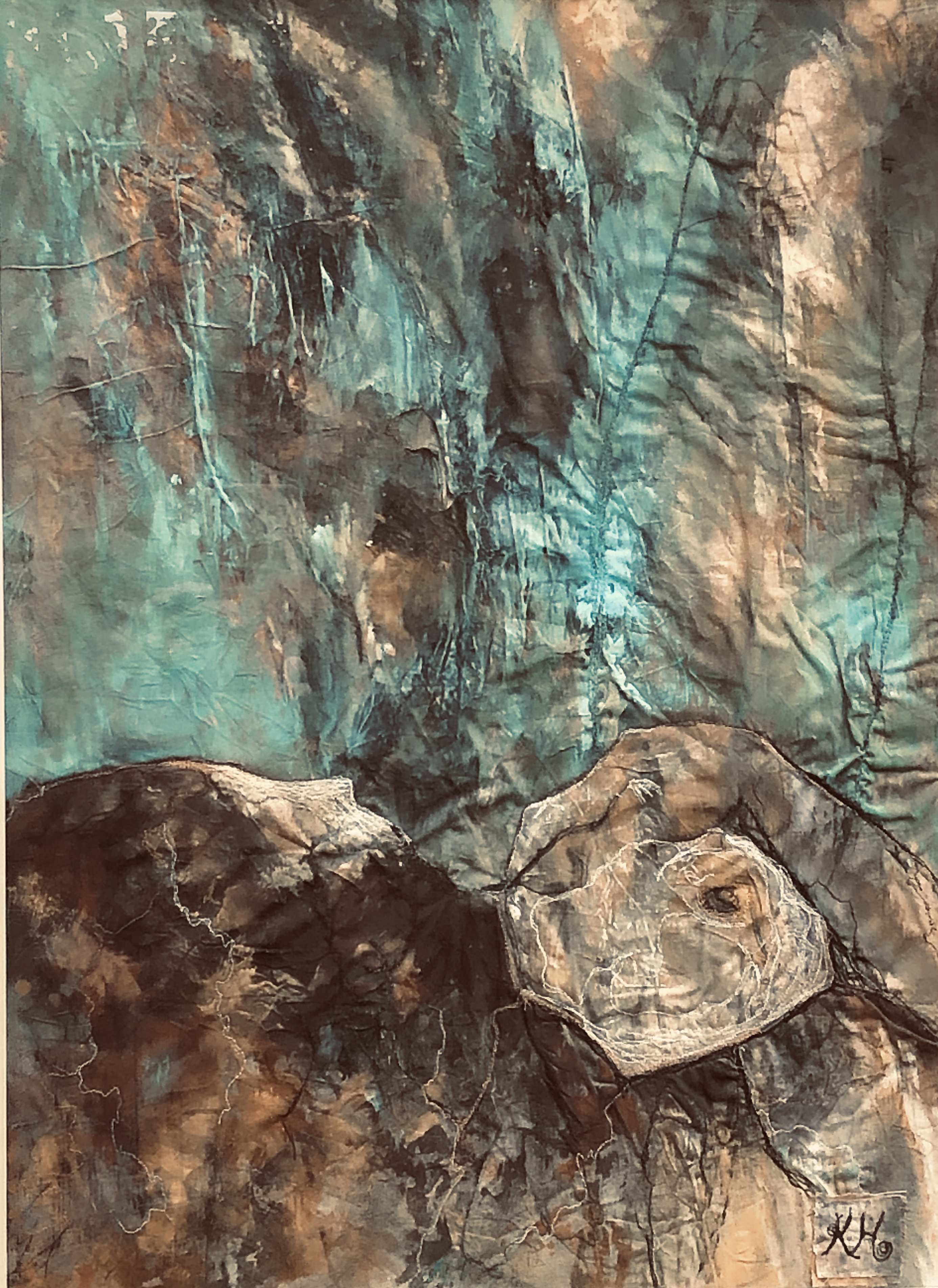 'Cerulean Cave'