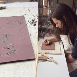 Katherine Fortnum Ceramics, Springtime open studio 2017