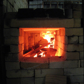 Kiln Firing Method - Wood Firing
