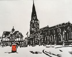 Church Square Market Harborough