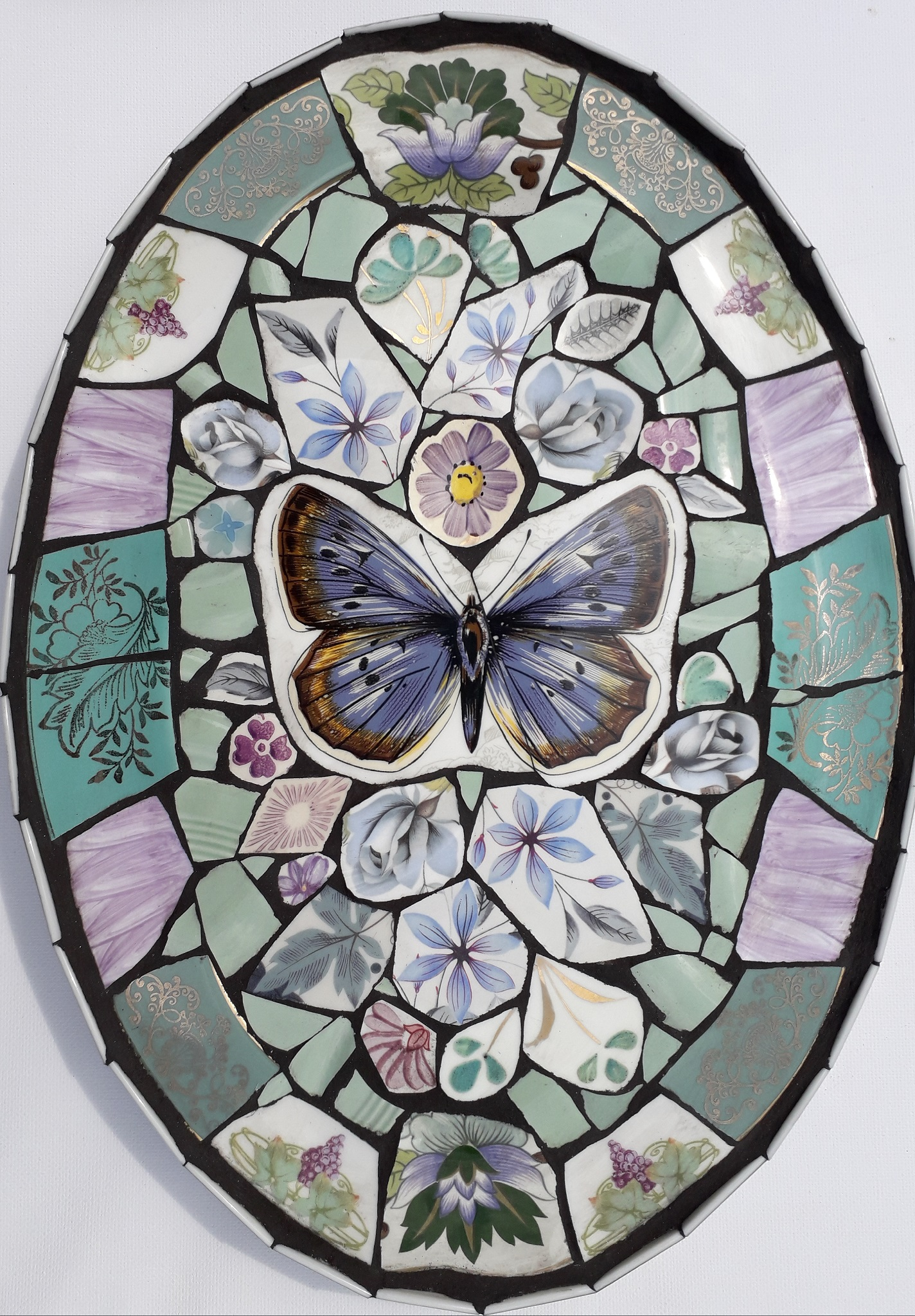 Kelly Gardner, Purple Butterfly