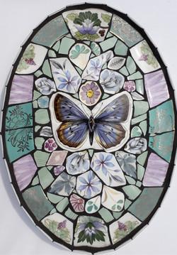 Kelly Gardner, Purple Butterfly