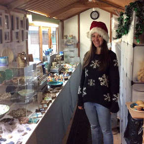 A month in the life of a ceramicist #9