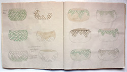 Katherine Fortnum Ceramics - Sketchbook pages (2)