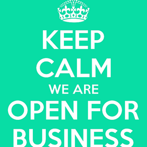 We're Back Open!