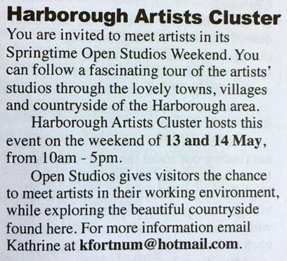 Harborough Artists Cluster