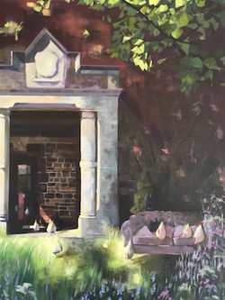 Rutland Manor detail