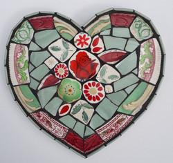 Kelly Gardner, Red & Green Heart