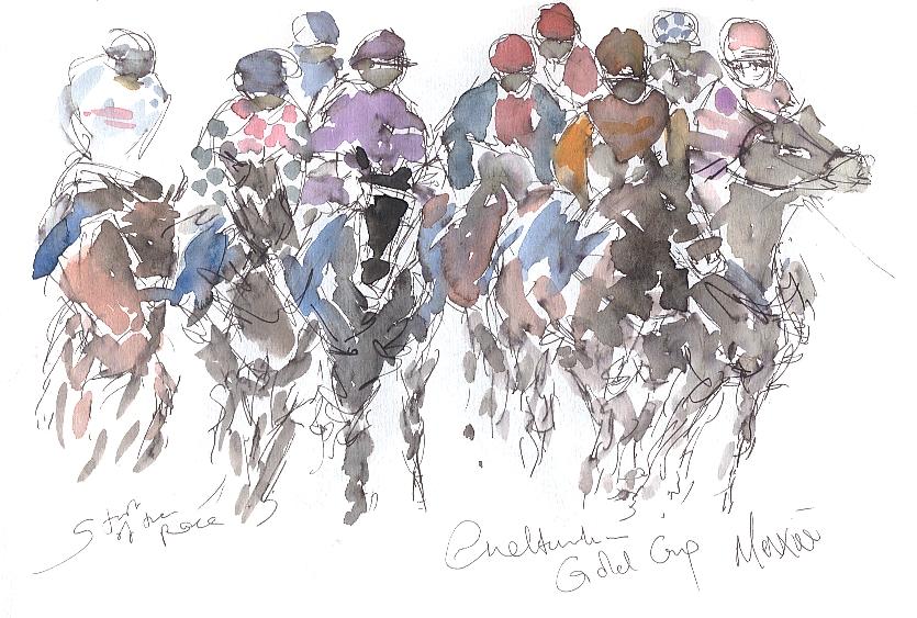 Racing Cheltenham