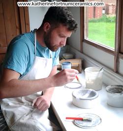 Hand building ceramics workshop
