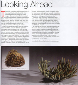 Craft & Design magazine 2013