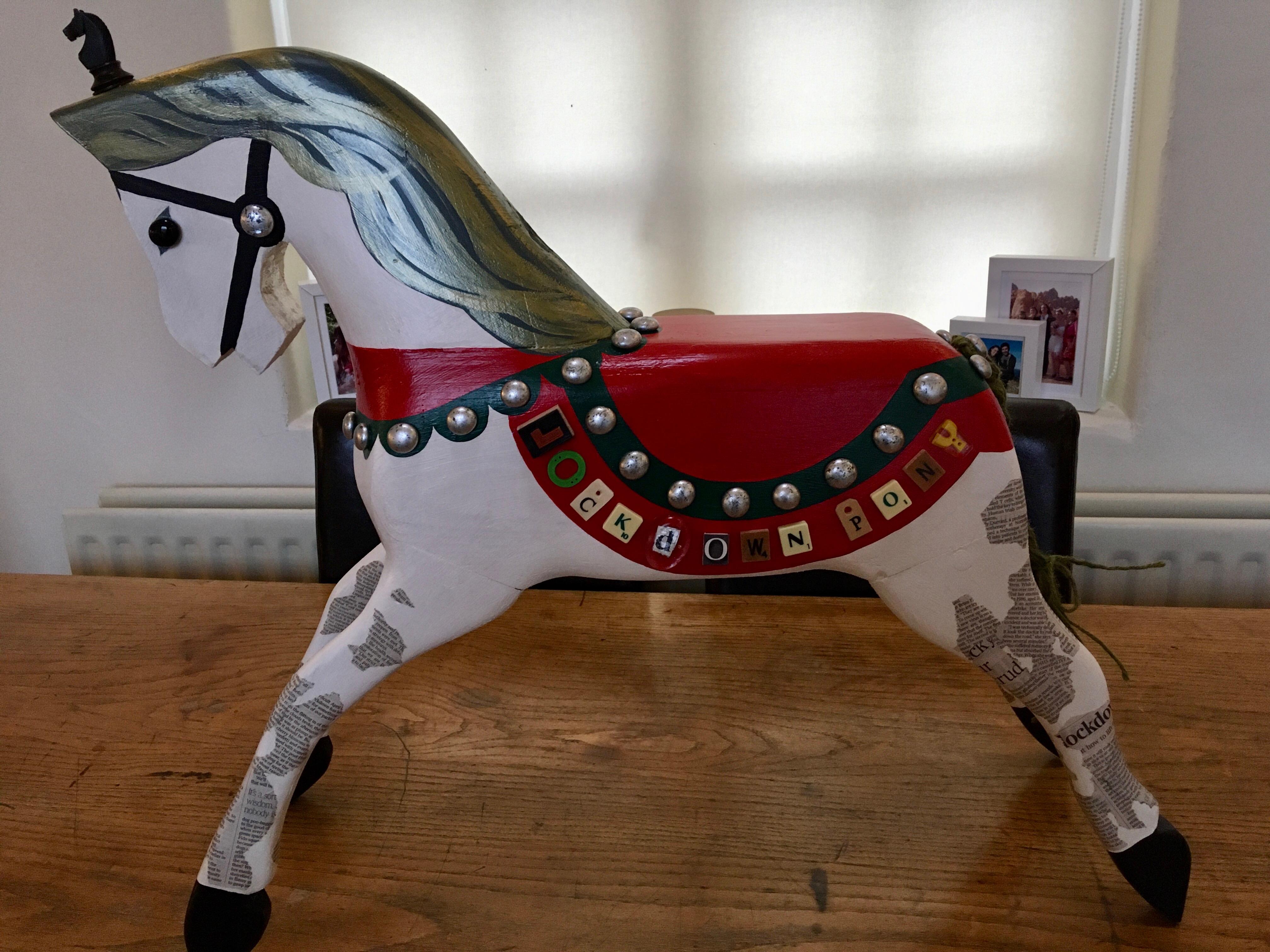 Lockdown Pony