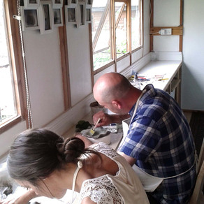A month in the life of a ceramicist #4