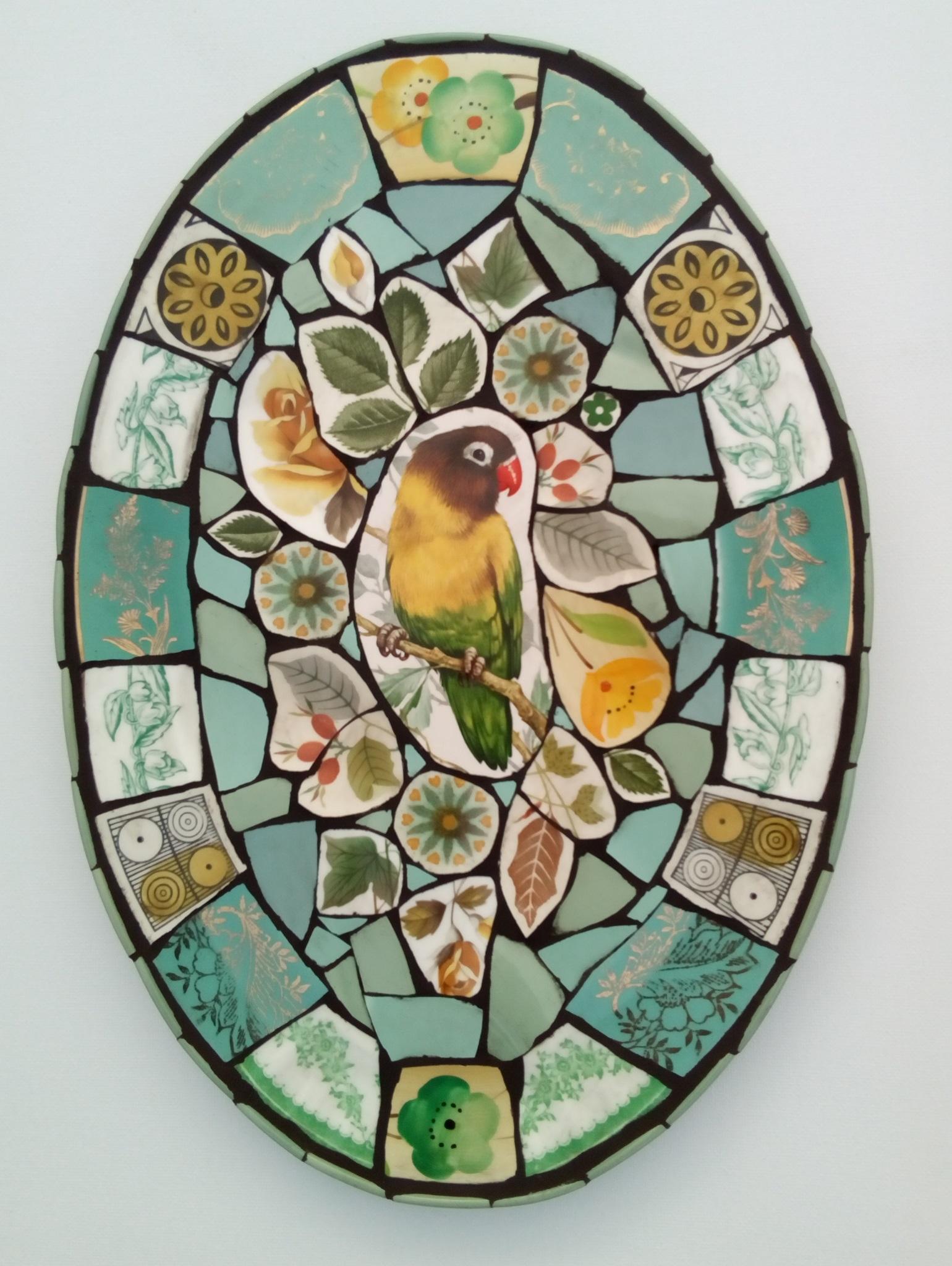 Kelly Gardner, Masked Lovebird