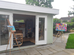 Open Studio Tony & Cat 1