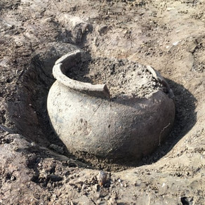 Origin of pottery