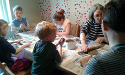 Family group workshop