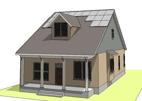Solar Installation, Day 1