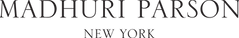 MadhuriParsonNewYork-LogoBW.png