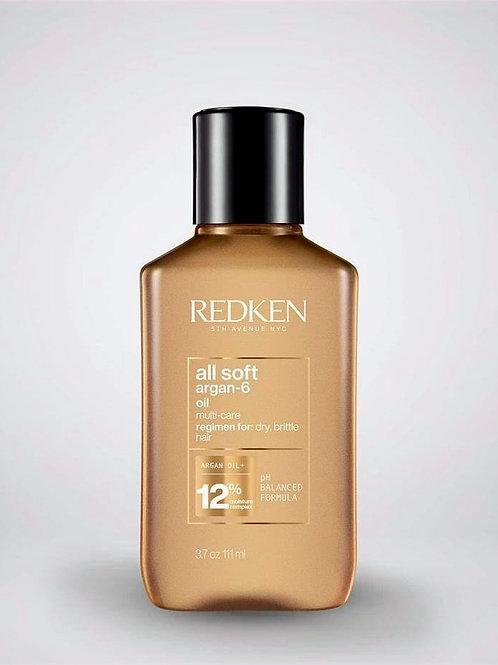 Redken All Soft Argan Oil