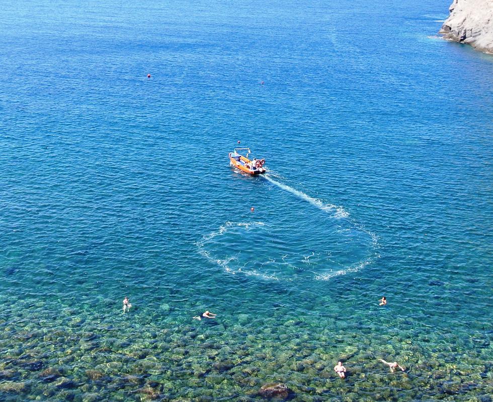 Paradiso ed il Mare della Baia di Sorget