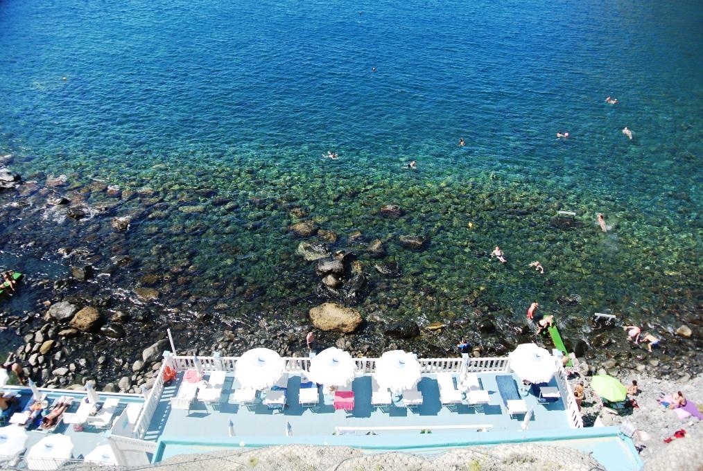 Die Bucht von Sorgeto