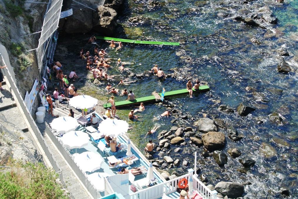 Bucht von Sorgeto