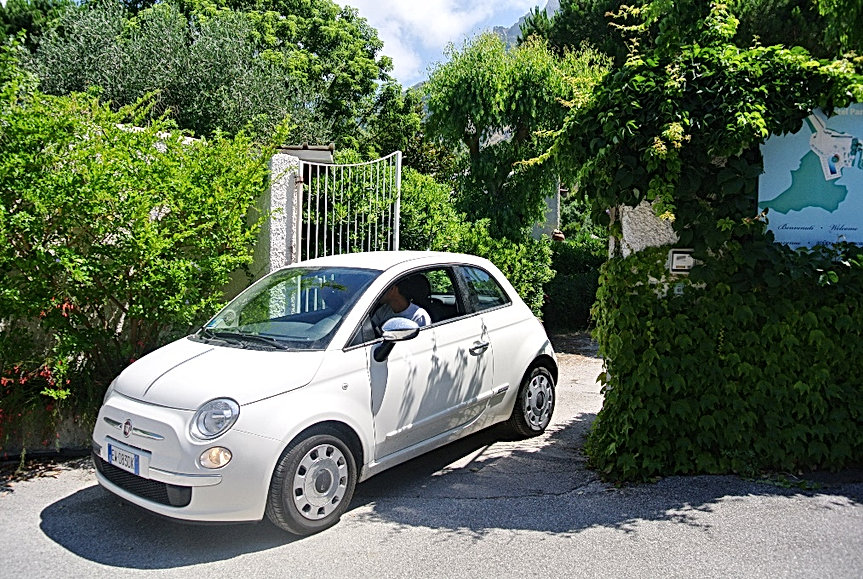 Rent a car Ischia Italy