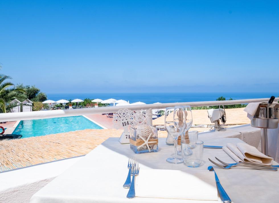 Terrazza Ristorante | Hotel Paradiso Ter