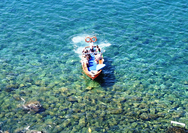 Ischia Hotel Paradiso Terme Bucht von Sorgeto