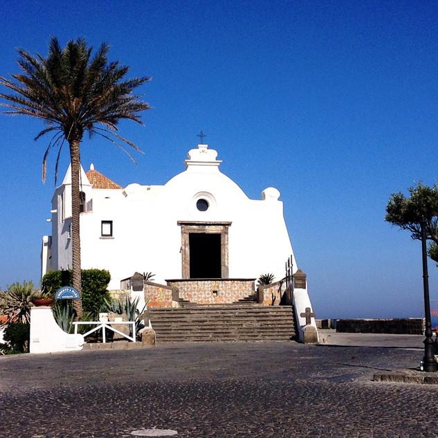 Chiesa del Soccorso, Forio